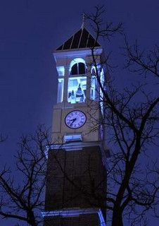 Clock Tower at Purdue University - West Lafayette, IN | Flickr - Photo Sharing!