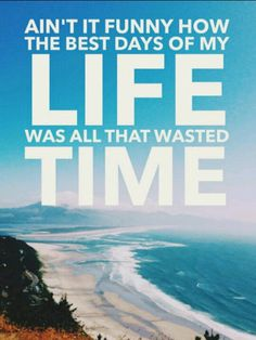 Wasted Time - Keith Urban