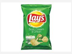 lays chips | Lay's Sour Cream & Onion Potato Chips | my favourite of all time,thanks to #Laysproductionteam