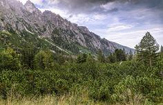 View of Velka Studena Dolina