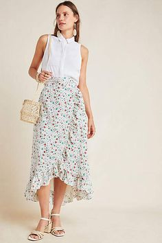 79907cc56d2f Corey Lynn Calter Courtney Wrap Skirt #ad #AnthroFave #AnthroRegistry  Anthropologie #Anthropologie #