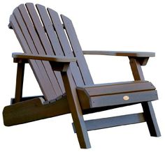 Special Offers - Highwood Hamilton Folding and Reclining Adirondack Chair Adult Size Weathered Acorn - In stock & Free Shipping. You can save more money! Check It (September 26 2016 at 05:17PM) >> http://gardenbenchusa.net/highwood-hamilton-folding-and-reclining-adirondack-chair-adult-size-weathered-acorn/