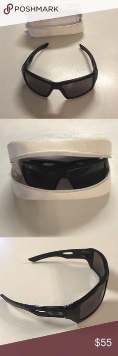 Mens Oakley Sun Shades (Black) Black Sun Shades Oakley Accessories Sunglasses