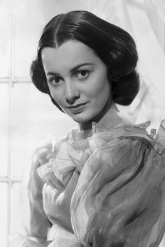 "Olivia de Havilland - a class act and a wonderful lady....""Gone With The Wind"", 1939"