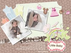 greeting card for baby