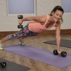150-Calorie Workout | 15-Minute Video