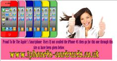 iPhone 4S Contracts now with the mobile network connections like; Vodafone, T-mobile, 3, Orange and O2. Check for the cheapest deal here on our site. http://www.iphone4s-contracts.co.uk/iphone-4s-with-o2.html