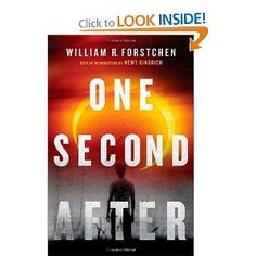 One Second After -- I really liked this doomsday book.