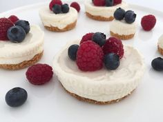How to make an easy no-bake cheesecake at home using this recipe with optional topping bar great for parties.