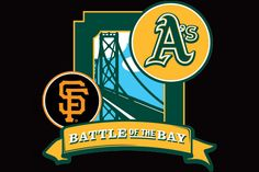98de52b9148c Battle of the Bay  A s vs. Giants. Let s go Oakland!