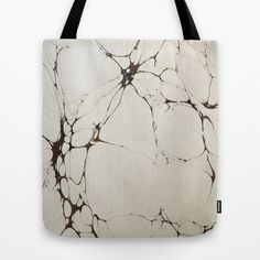 Marble Texture 65 Tote Bag by Robin Curtiss - $22.00