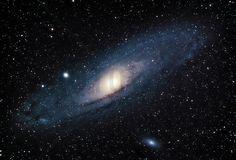 Andromeda Galaxy - Fototapeten