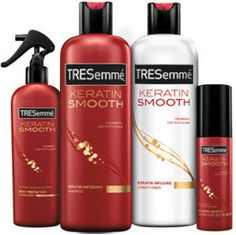 $2 off TRESemme 7 Day Keratin Smooth Product Coupon - Hunt4Freebies
