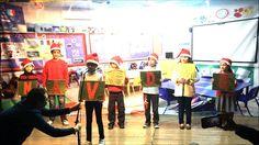Acróstico de Navidad- Grupo de Primarios