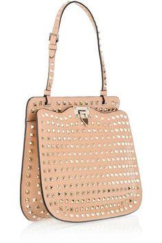 Valentino Studded leather bag | All Handbag Fashion