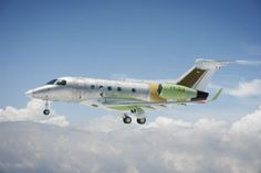Maiden flight for Legacy 450 executive jet Executive Jet, New Aircraft, Aircraft Design, Public Relations, Armed Forces, Aviation, Tourism, Private Jets, Airplane