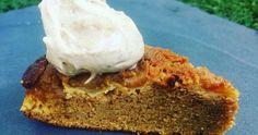Prăjitură cu mere, cocos și banane (AIP) - Mâncarea, bat-o vina Caramel, Paleo, Ice Cream, Desserts, Food, Pie, Sticky Toffee, No Churn Ice Cream, Tailgate Desserts