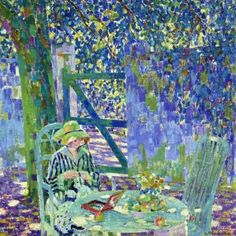 A Summer Afternoon - Louis Ritman - The Athenaeum