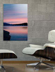 Discover «Sunset Ripples», Limited Edition Acrylic Glass Print by Troy Stapek - From $99 - Curioos