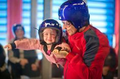 Skydiving on a cruise ship? Yep. Royal Caribbean's Quantum of the Seas offers Ripcord by iFLY | About.com Family Vacations