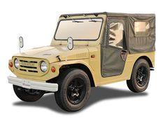 a retro Suzuki Jimny!