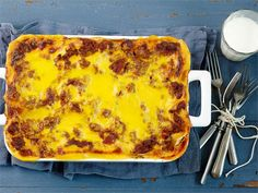 Helppo lasagne Rice Recipes, Pasta Recipes, Healthy Recipes, Healthy Food, B12 Foods, My Cookbook, Easy Cooking, Macaroni And Cheese, Food And Drink