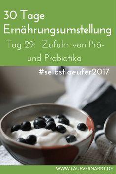 Was sind eigentlich Präbiotika? Und was Probiotika und Symbiotika? Ein entscheidender Faktor bei der Frage nach Heißhunger, Gewicht, Energie und Fitness ist die Gesundheit deines Darms. Deshalb geht's heute um die Zufuhr von Prä- und Probiotika.