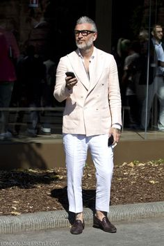 Pitti Uomo 86, Domenico Gianfrate