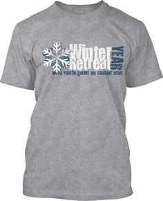 """New Birth Winter Retreat: Celebrate the """"new"""" you with this Winter Retreat shirt. The enchanting snowflake gives a subtle reminder of how we are cleansed white as snow upon our new birth in Christ. Such a beautiful reminder we wouldn't mind wearing all day.  New Birth Winter Retreat T-Shirt Design #793"""