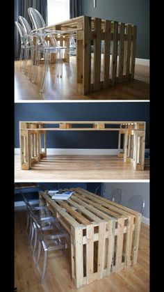 Transcendent Dog House with Recycled Pallets Ideas. Adorable Dog House with Recycled Pallets Ideas. Pallet Crafts, Diy Pallet Projects, Pallet Ideas, Crate Ideas, Wood Projects, Woodworking Projects, Old Pallets, Wooden Pallets, Table Palette