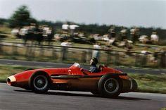 1957 Juan Manuel Fangio, Maserati 250F,