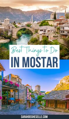 How to Spend Two Perfect Days in Mostar, Bosnia & Herzegovina | mostar bosnia | mostar bosnia pictures | mostar bosnia old bridges | mostar bosnia beautiful places | mostar bosnia and herzegovina | mostar bosnia travel | mostar bosnia food | mostar bosnia winter | things to do in mostar | mostar things to do | bosnia and herzegovina travel | bosnia and herzegovina travel things to do | bosnia and herzegovina travel cities | bosnia and herzegovina travel destinations | #mostar #mostartravel