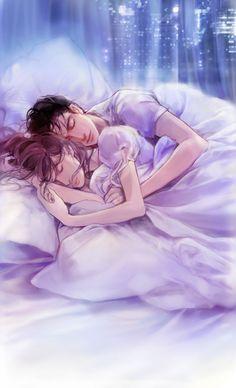 그 anime art anime love couple, anime couples sleeping và anime Anime Couples Sleeping, Romantic Anime Couples, Anime Couples Drawings, Anime Couples Manga, Anime Couples Hugging, Anime Couples Cuddling, Couple Anime Manga, Anime Love Couple, Anime Couple Romantique