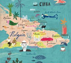 Travel illustration by Martin Haake8