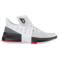 the latest 65aac 38a13 adidas Dame 3 - Mens at Foot Locker Adidas Dame, Foot Locker, ...