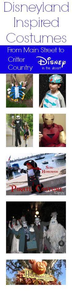 Disneyland Inspired Costumes