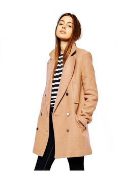 Double-breasted Duffel Coat