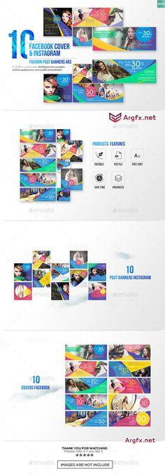 Visit the post for more. Instagram Banner, Instagram Posts, Creative Facebook Cover, Facebook Cover Template, Fashion Banner, Banner Template, Banner Design, Instagram Fashion, Web Design