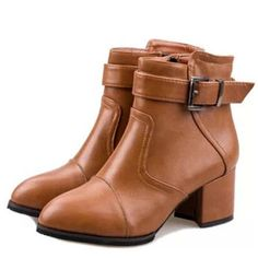 Winter Casual Purity Women's Shoes Boots Martin boots DSH-341564 - TinyDeal