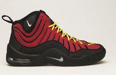 Tim Hardaway Shoes   Nike Air Bakin « Individual Sole