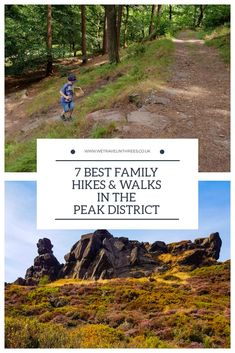 7 Best Family Hikes & Walks in the Peak District – We Travel in Threes – Typical Miracle Scenic Photography, Landscape Photography, Aerial Photography, Night Photography, Landscape Photos, Photography Tips, Us Travel, Family Travel, Luxury Travel