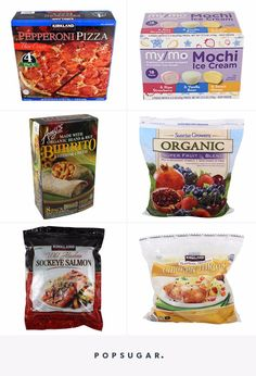 The Best Frozen Items From Costco Best Frozen Meals, Healthy Frozen Meals, Healthy Eats, Costco Freezer Meals, Costco Recipes, Freezer Recipes, Freezer Cooking, Cooking Tips, Organic Recipes