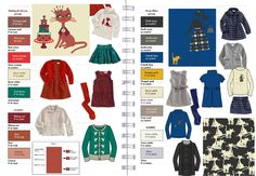 Total Concepts for Kids Girls Boutique Winter Collection.