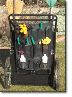 Superbe Garden Tool Organizer
