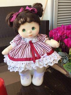 My child doll my love mattel vestitino