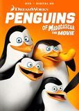 Penguins of Madagascar [DVD] [2014]
