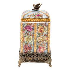 Caixa Decorativa Qiao