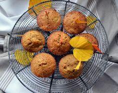 kuchenny bałagan: Muffiny dyniowe Jamiego Olivera