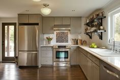 kitchen ideas how the stove counter and cabinets will look