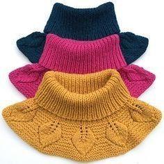 Kids Knitting Patterns, Knitting For Kids, Knitting Stitches, Free Knitting, Crochet Patterns, Tricot Simple, Knit Crochet, Crochet Hats, Knitted Hats Kids